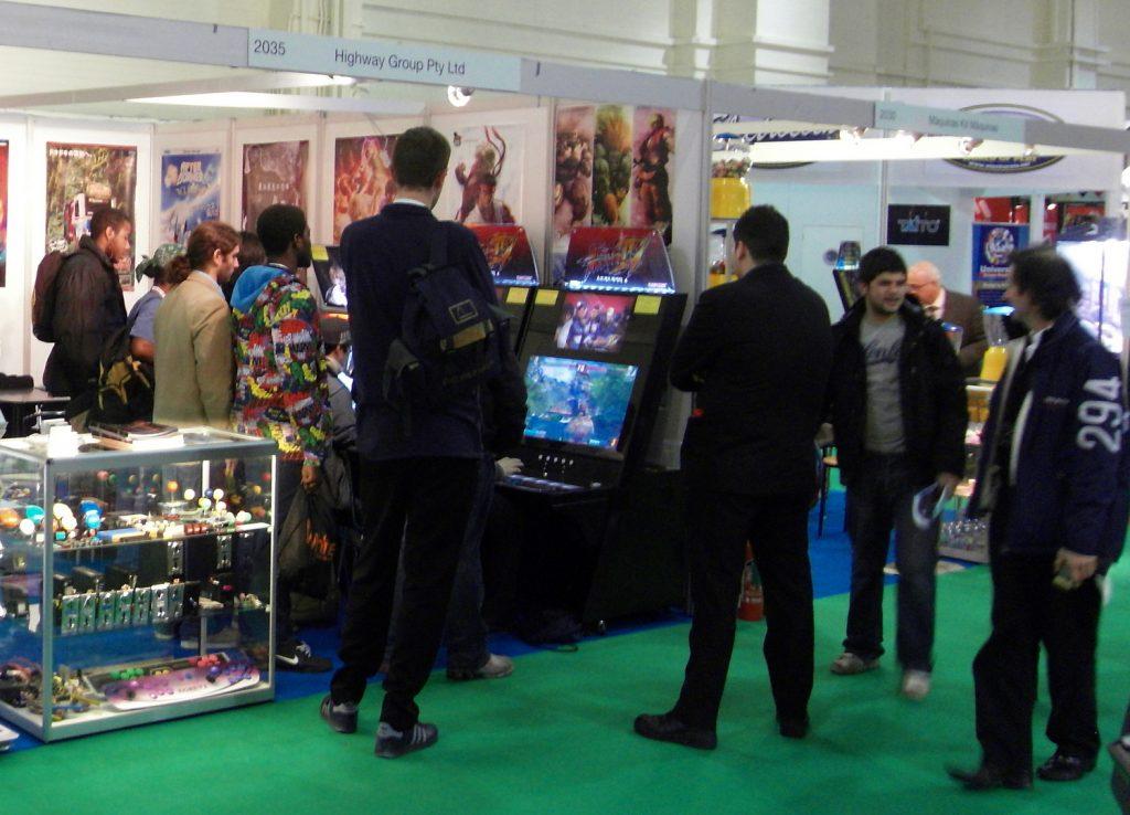 SF4 & Tekken 6 Europe Release ATEI UK