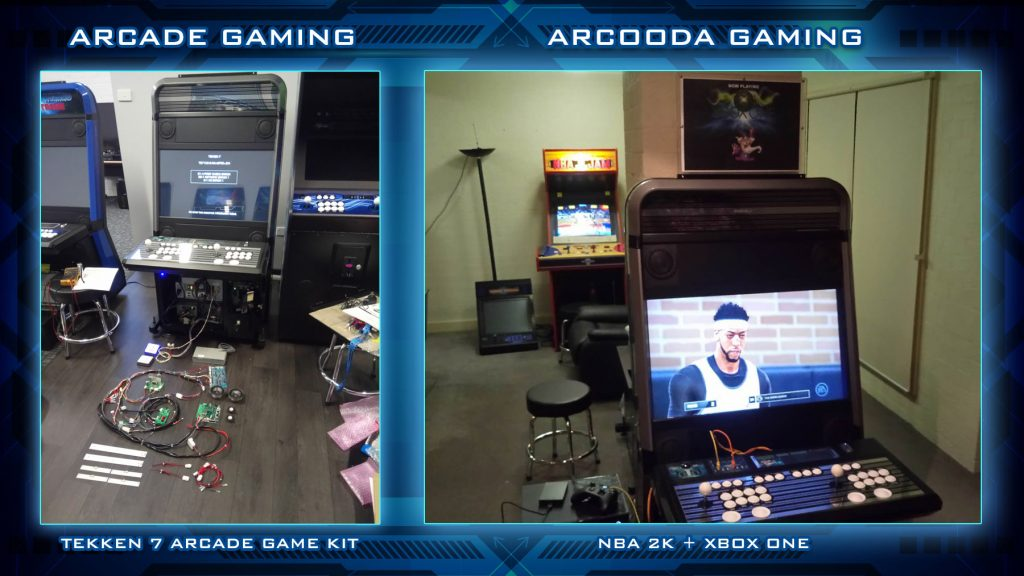 Arcade Arcooda Gaming