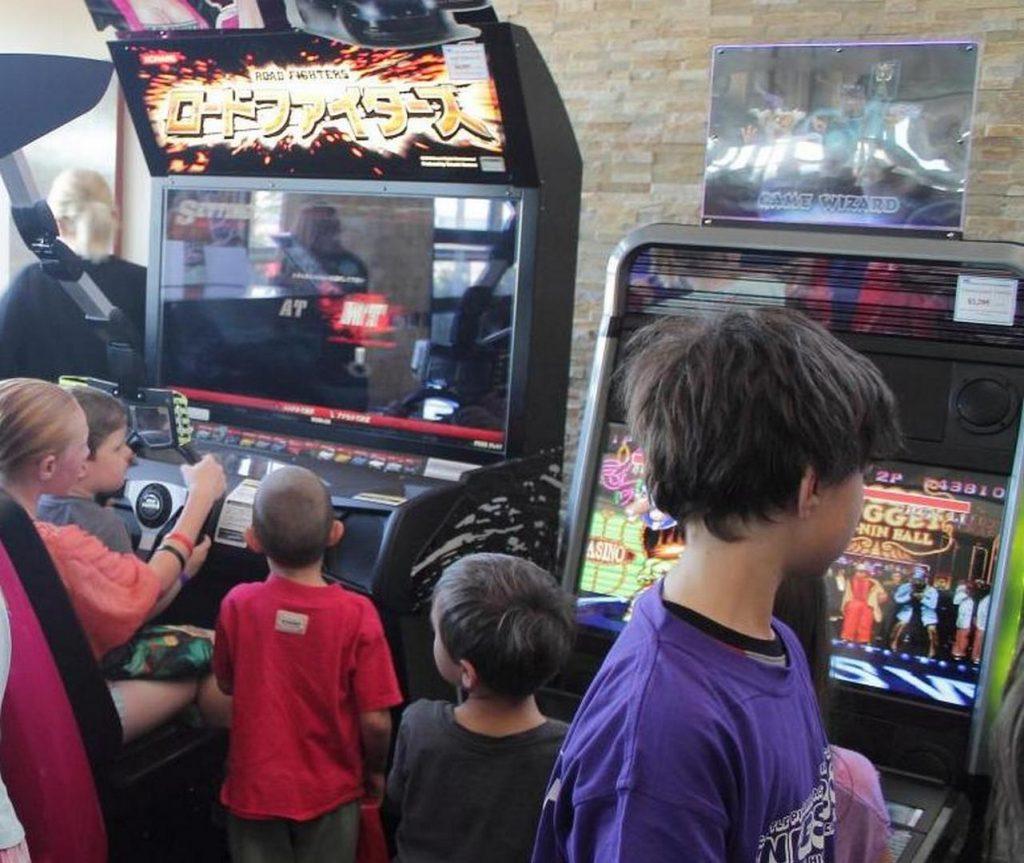 Game Wizard Arcade 2013